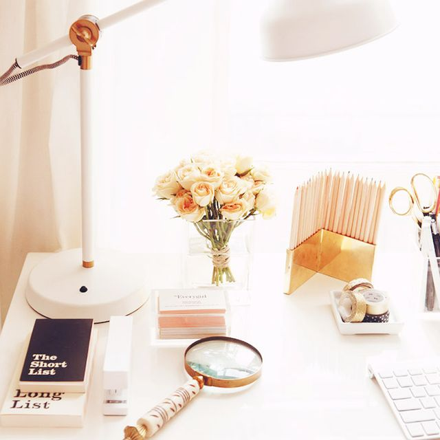 How to Create a Desk That's Productive and Pretty