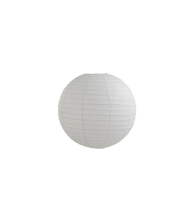 Pier1 Imports White Paper Lantern