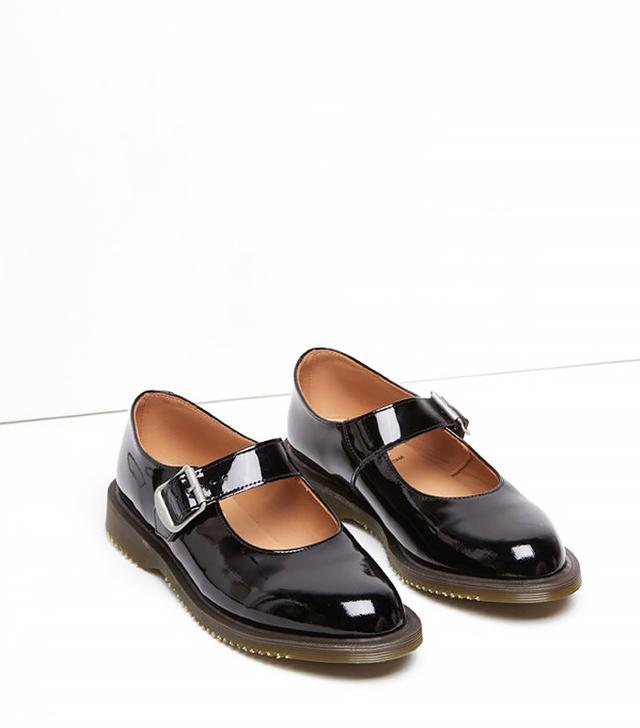 Comme des Garçons x Dr. Martens Mary Jane Shoes