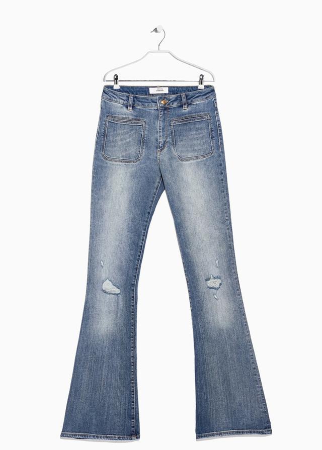Mango Flared Newflare Jeans