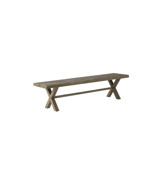 West Elm Jardine Bench