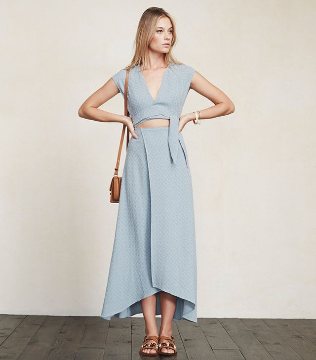 The Reformation Westlake Dress