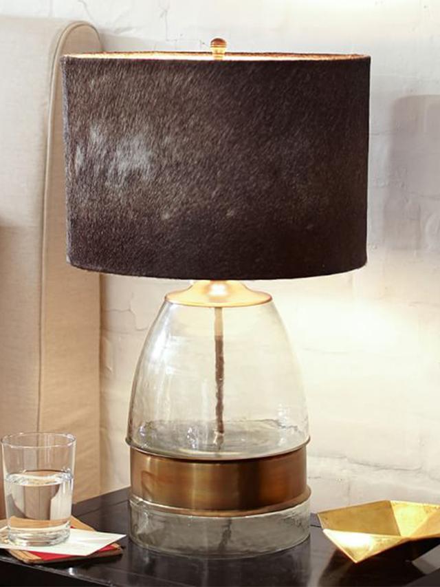 Pottery Barn Bailey Bedside Lamp Base