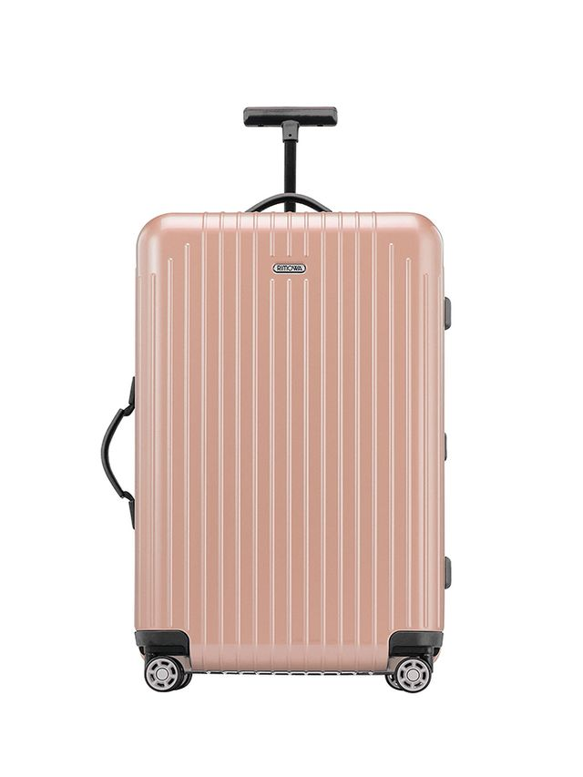 Rimowa North America Salsa Air Rose Pearl Hardside Luggage