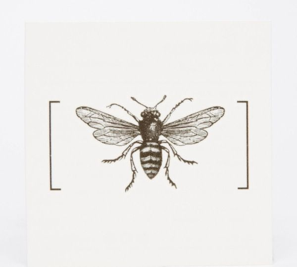 Paperself Bee Tattoos