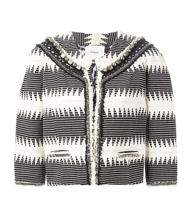 Bydanie Embellished Hooded Jacket