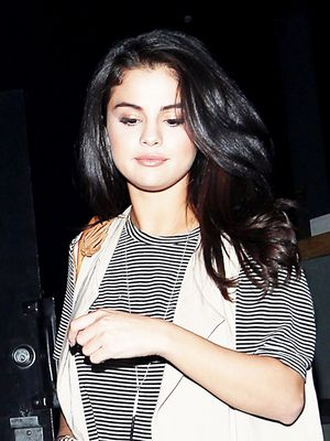 How Selena Gomez Dresses to Hang Out With Justin Bieber and Ed Sheeran