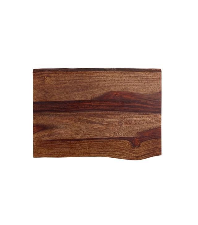 World Market Raw Edge Cutting Board