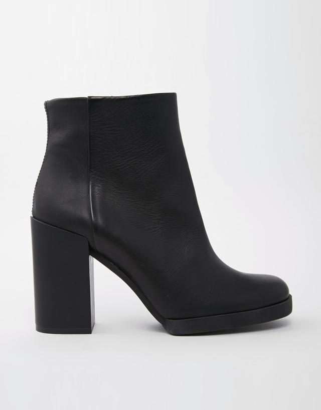 Miista Skye Leather Heeled Boots