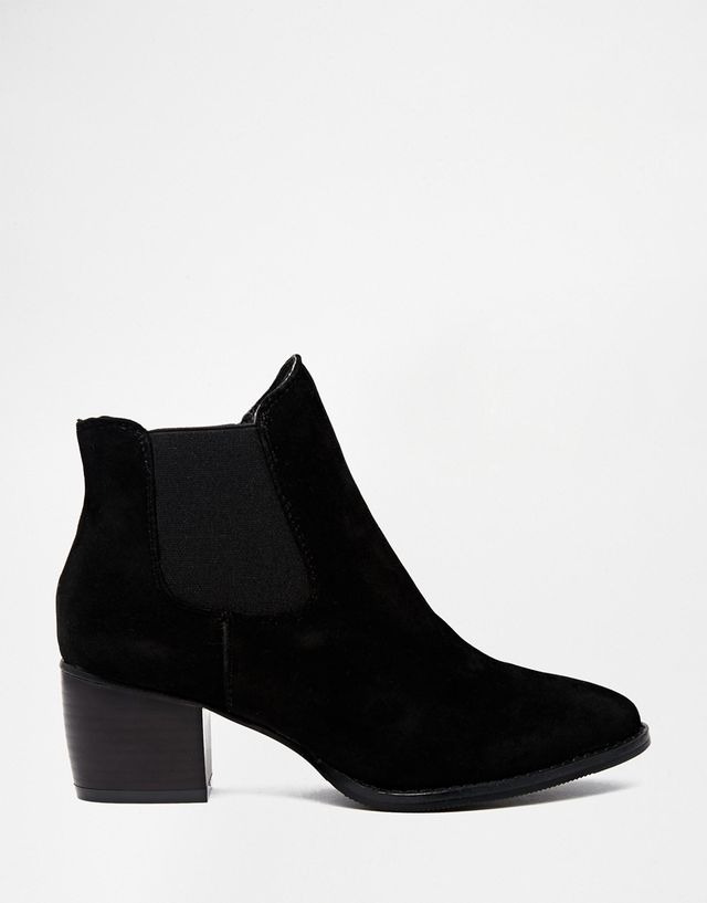 Truffle Collection Thea Heeled Chelsea Ankle Boots