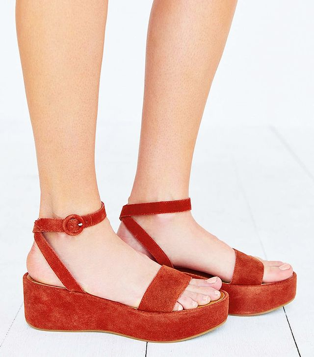 Urban Outfitters Paige Platform Sandals