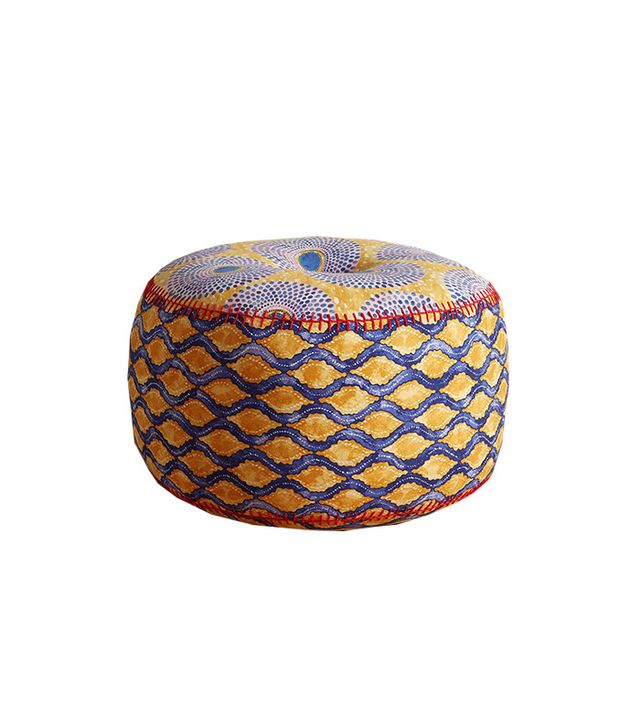 Anthropologie Kaneena Pouf