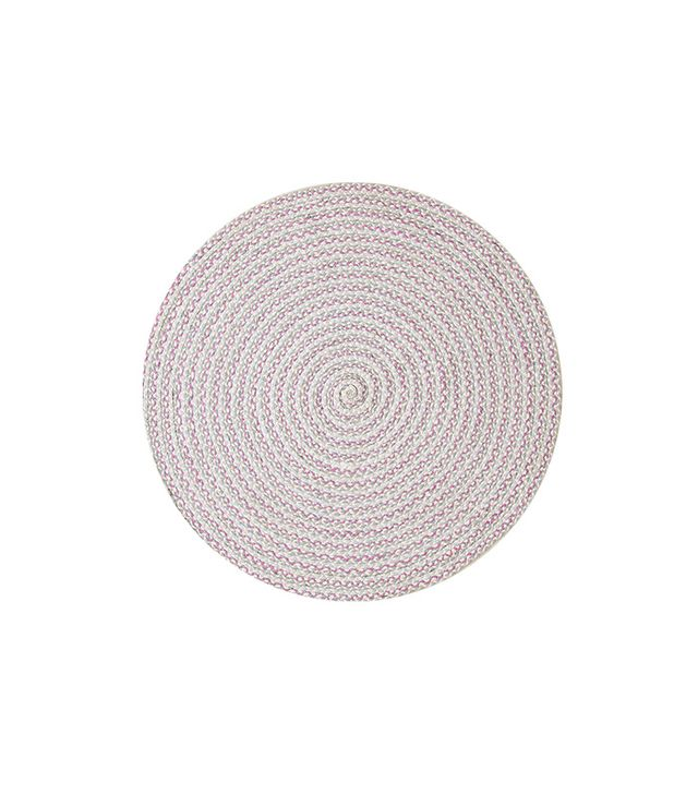 Plum & Bow Braided Round Rug