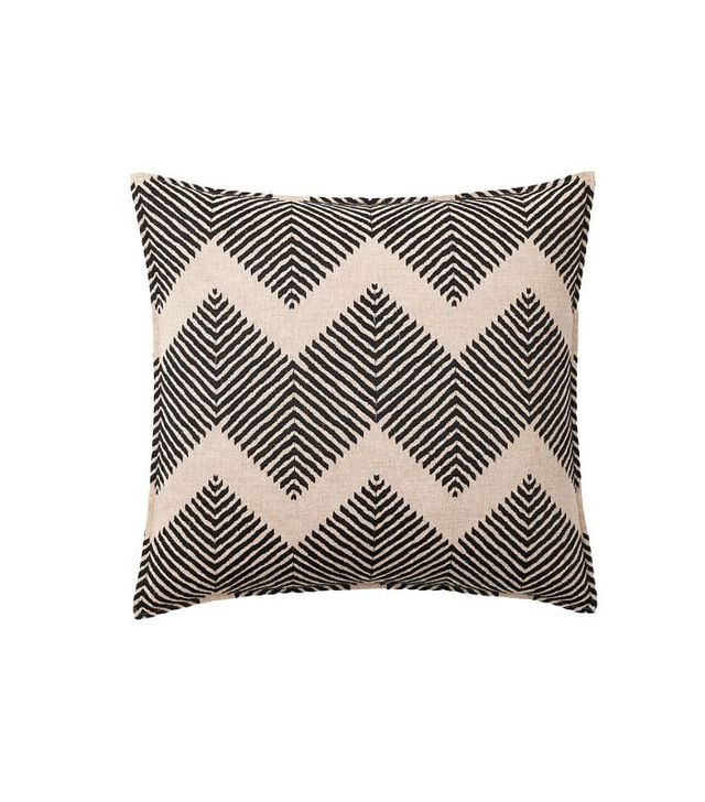 Pottery Barn Foster Embroidered Pillow