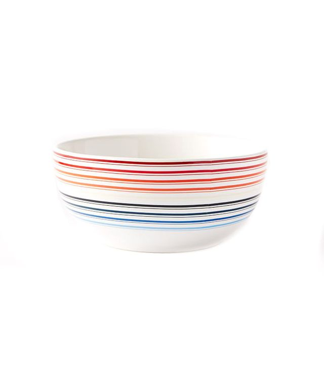 Fishs Eddy Striped Bowl