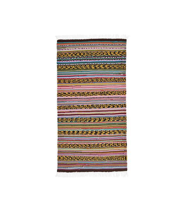Nandi Flatweave Cotton Rug