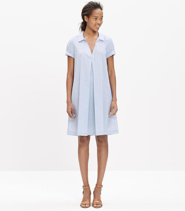 Madewell Swingout Shirtdress
