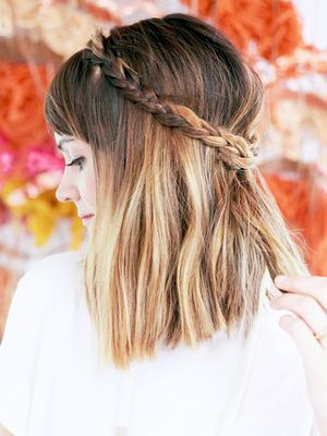 8 Low-Key Hairstyles for the Fourth of July