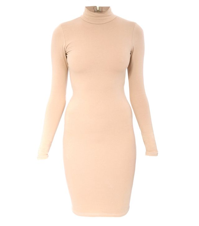 Ana & Elsa Turtleneck Dress