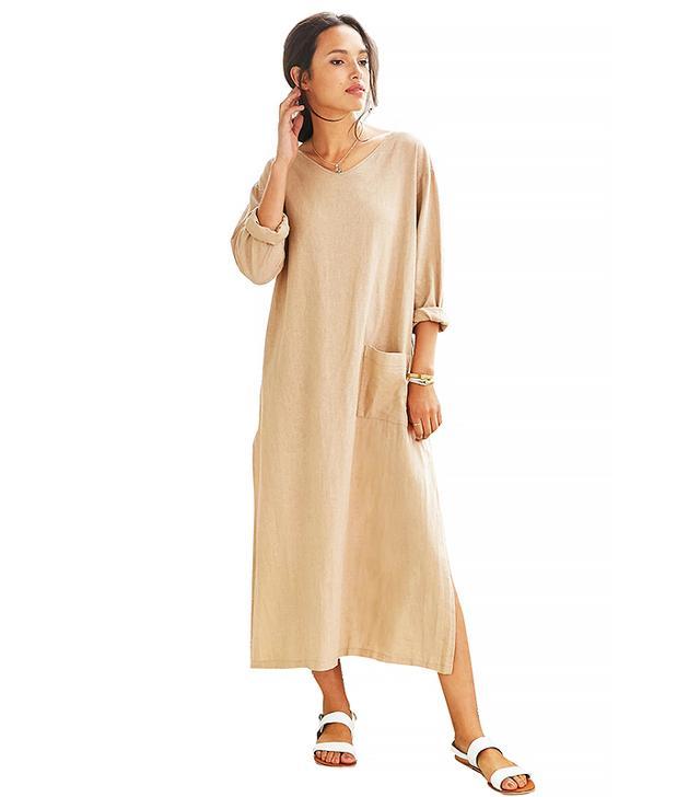 Urban Renewal Long Sleeved Tunic Dress