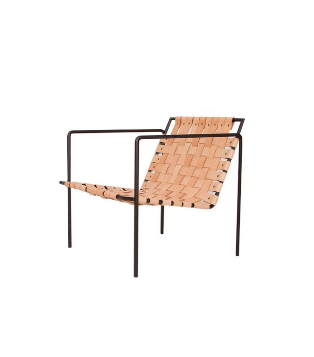 Eric Trine Rod+Weave Chair