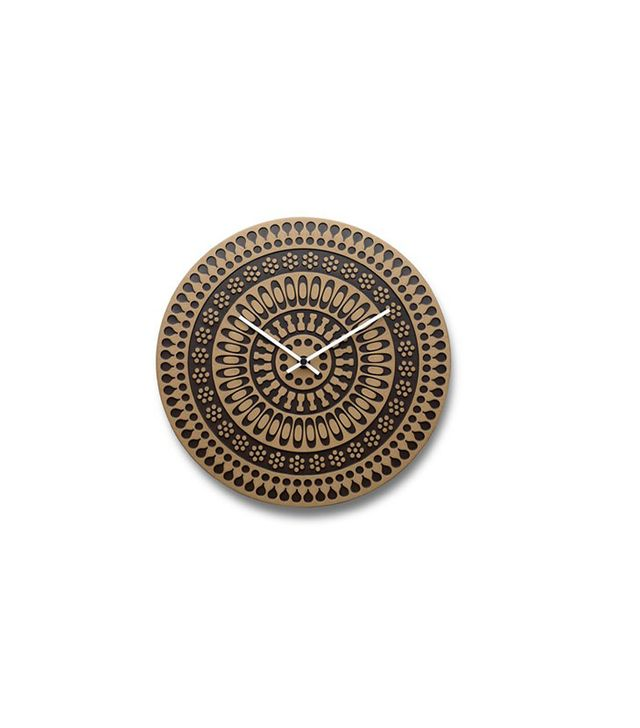 Heath Ceramics Ornament Clock