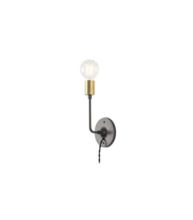 Schoolhouse Electric & Supply Co. L Plug-In Sconce