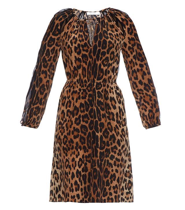 Altuzarra Sasa Leopard-Print Dress