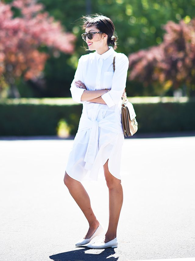 3. Consider the Shirtdress