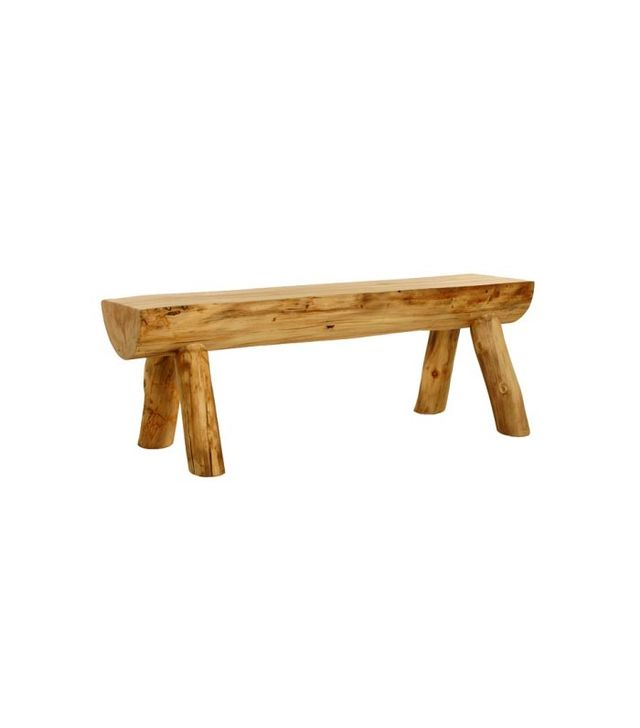 Colorado Aspen Rustic Furniture Colorado Aspen Rustic Furniture Half Log Bench