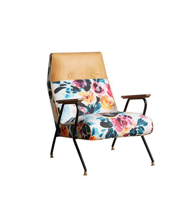 10 Colorful Accent Chairs We Re Eyeing Mydomaine