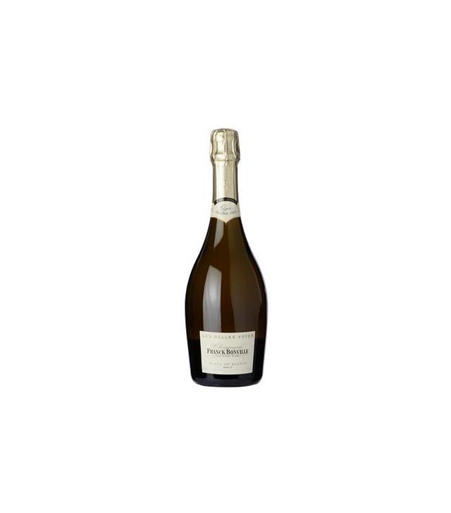 "Franck Bonville ""Belles Voyes"" Brut Blanc de Blancs Champagne"