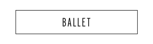 Unless you're a professional ballerina, it's probably best to not get too literal about your wardrobe for ballet class. But pieces inspired by the dance form are more than welcome. As...