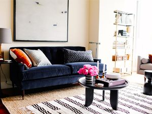 Home Tour: A Tailored Condo in the City