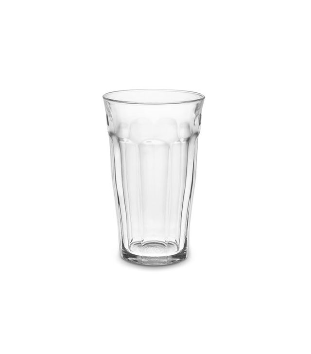 Williams Sonoma Picardie Glass Tumbler