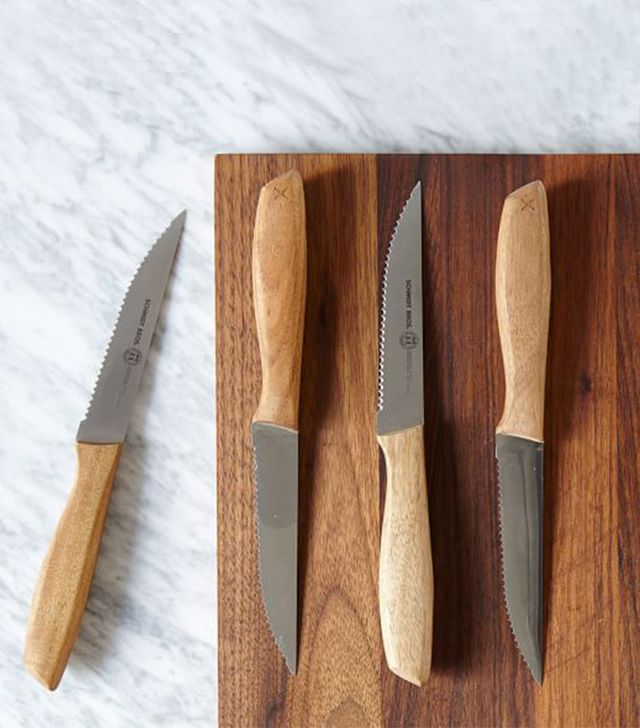 Schmidt Brothers 4-Piece Steak Knife Set