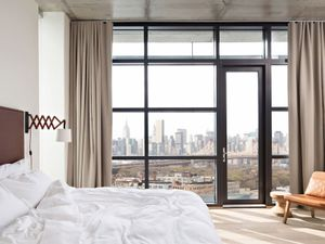 Inside the Hottest Hotel in Long Island City