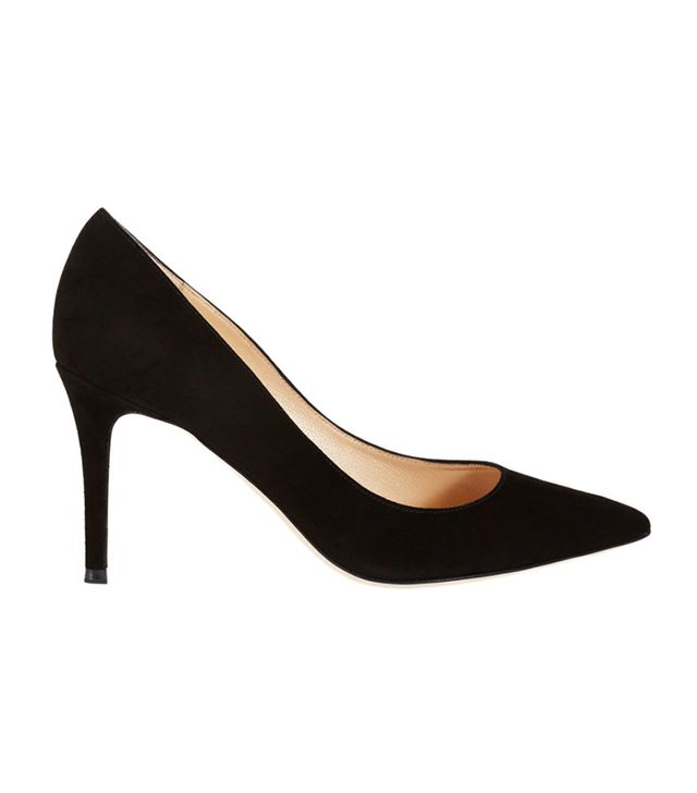 Barneys New York Nataly Point-Toe Pumps