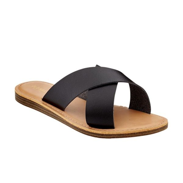 Old Navy Cross-Strap Slides