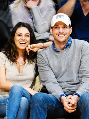 Mila Kunis and Ashton Kutcher Got Married!
