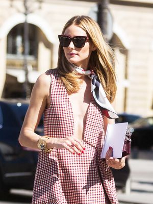 Olivia Palermo's American-Girl Spin on French-Girl Style