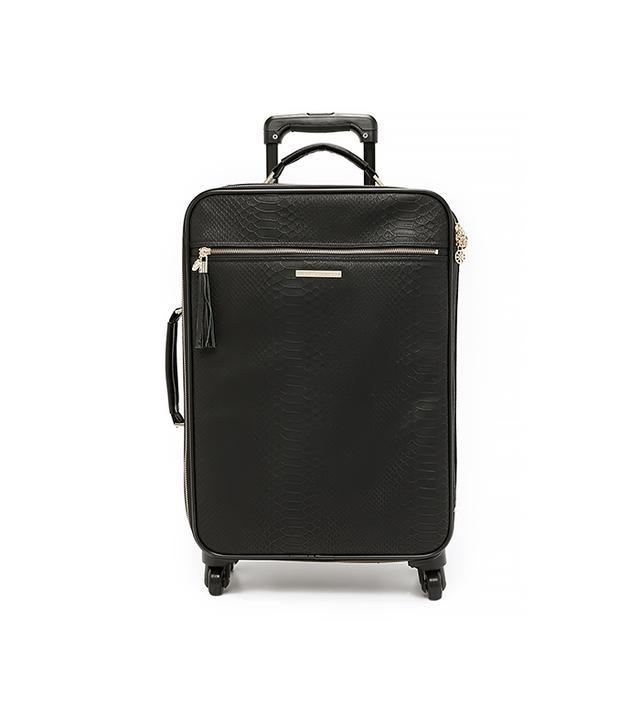 Day Birger et Mikkelsen Snake Embossed Suitcase