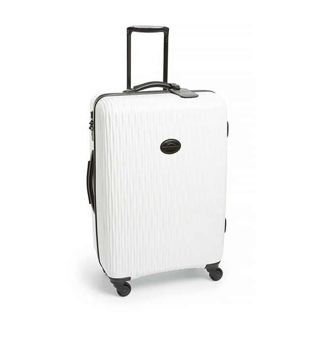 Longchamp Medium Fairval Four-Wheel Hard Shell Suitcase