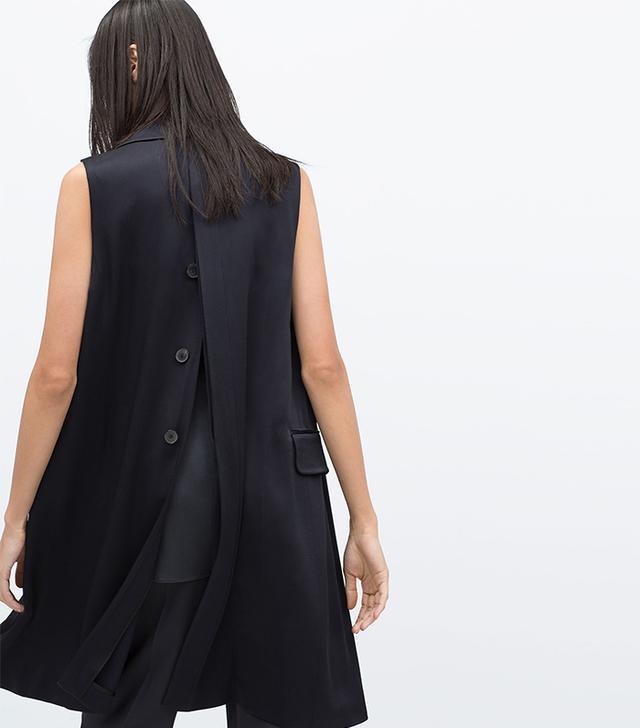 Zara Studio Waistcoat