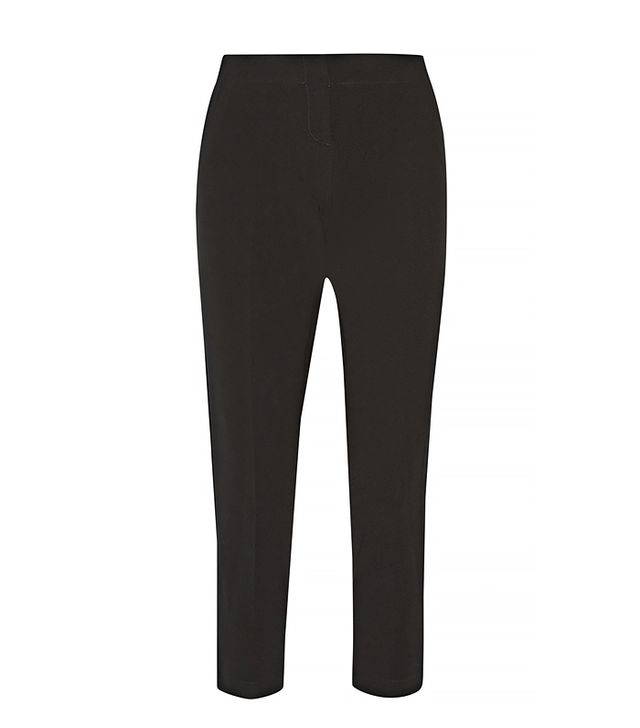 Theory Padra Cropped Cady Pants
