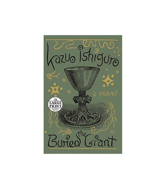 Kazuo Ishiguro The Buried Giant: A Novel