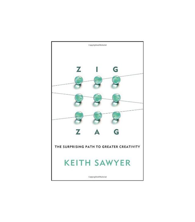 Zig Zag: The Surprising Path to Greater Creativity by Keith Sawyer