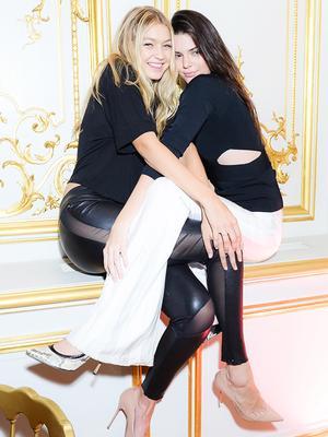 13 Candid BFF Pics of Kendall Jenner and Gigi Hadid