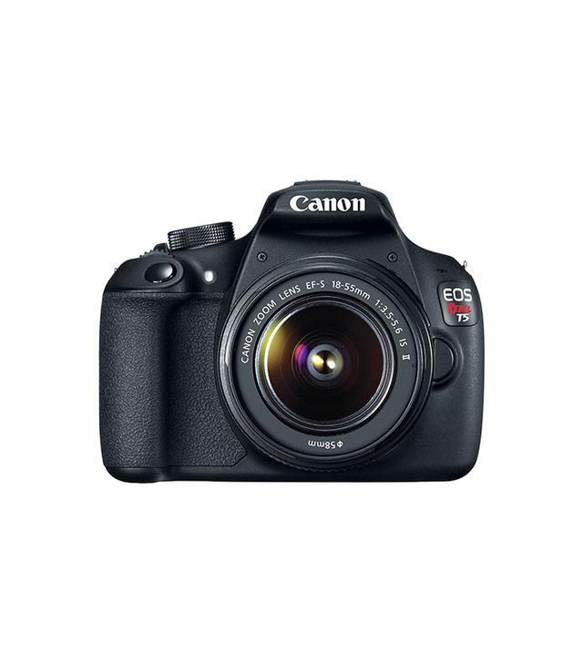 Canon EOS Rebel T5 EF-S 18-55mm SLR
