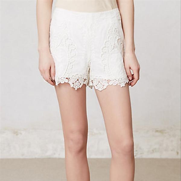 Dolce Vita  Calvi Lacework Shorts